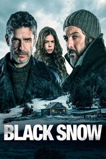 Black Snow Poster