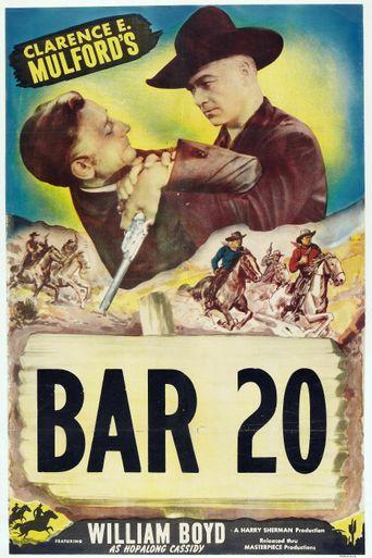 Bar 20 Poster