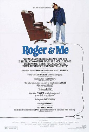 Roger & Me Poster
