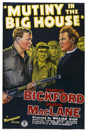 Mutiny in the Big House Poster