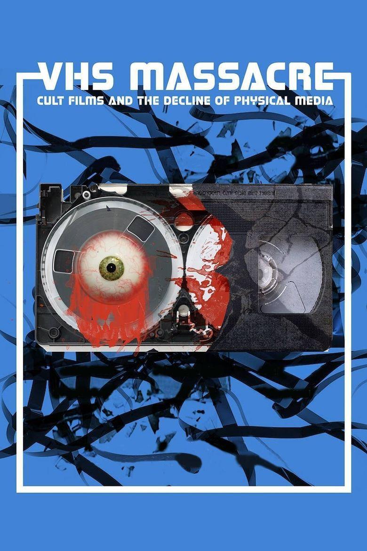 VHS Massacre Poster