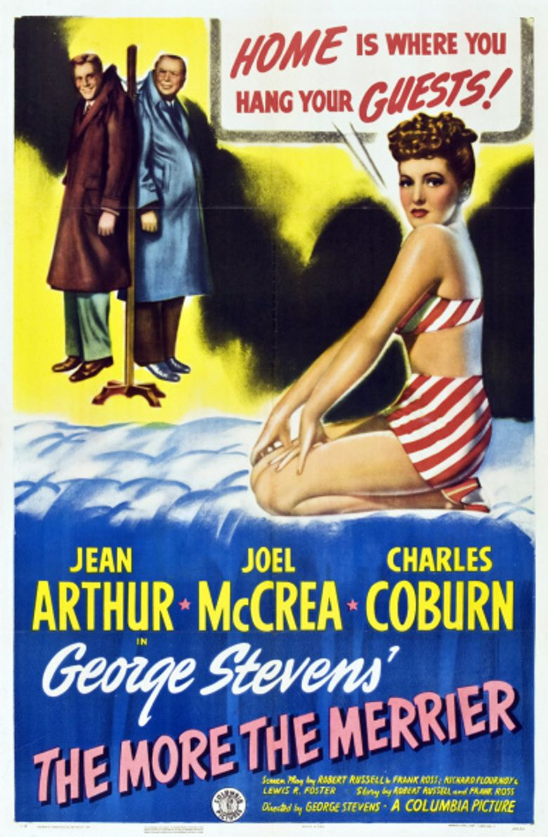 The More the Merrier Poster