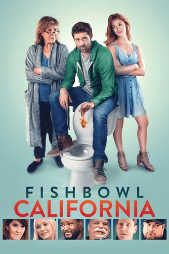 Fishbowl California Poster