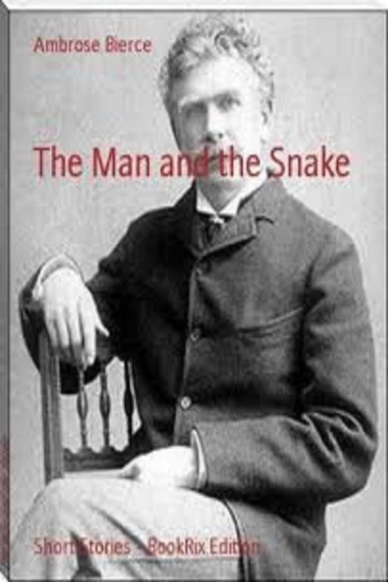 The Man and the Snake Poster