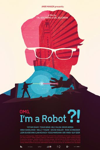 OMG, I'm a Robot! Poster