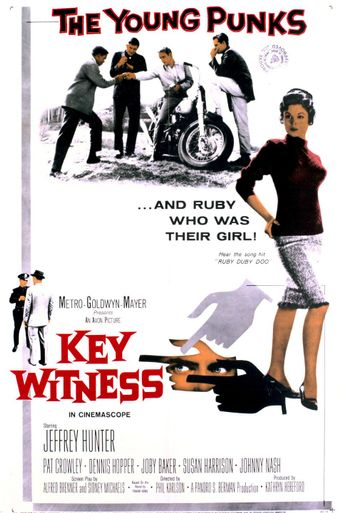 Key Witness Poster
