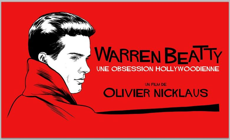 Warren Beatty - Mister Hollywood Poster