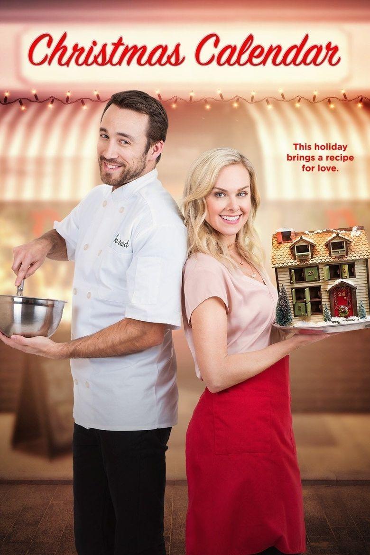 The Christmas Calendar Poster