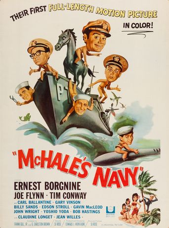 McHale's Navy Poster