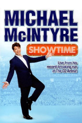 Michael McIntyre: Showtime Poster