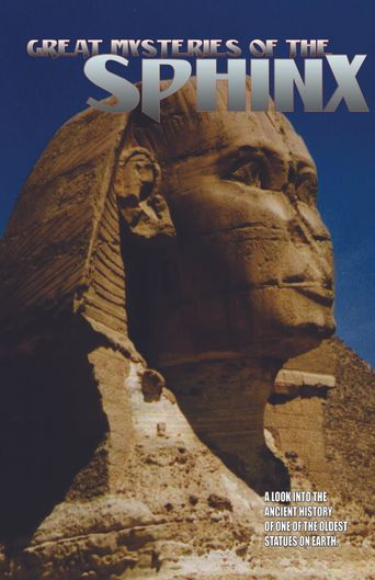 Great Mysteries Of The Sphinx Poster