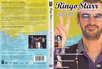 Ringo Starr and the All Starr Band 2003 Poster