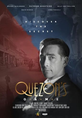 Quezon's Game Poster
