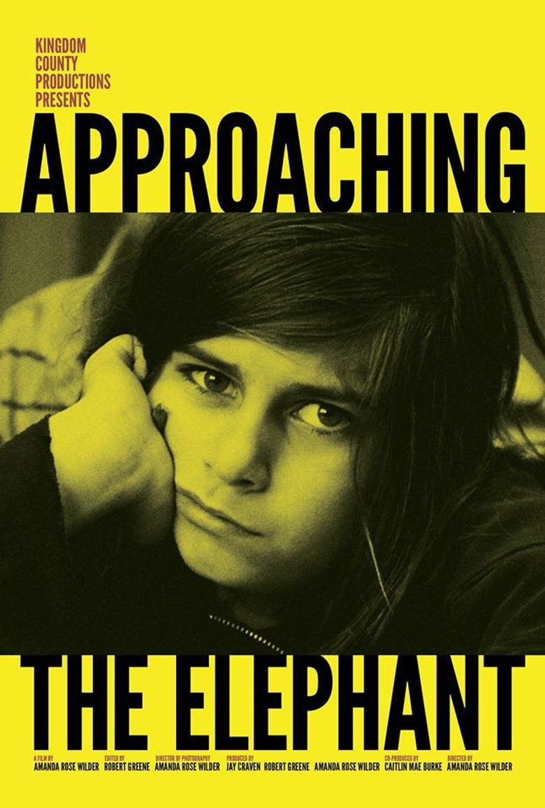 Approaching the Elephant Poster