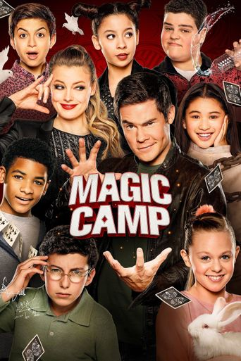 Magic Camp Poster