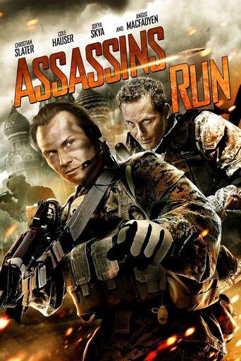 Assassins Run Poster