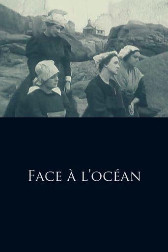 Facing the Ocean Poster