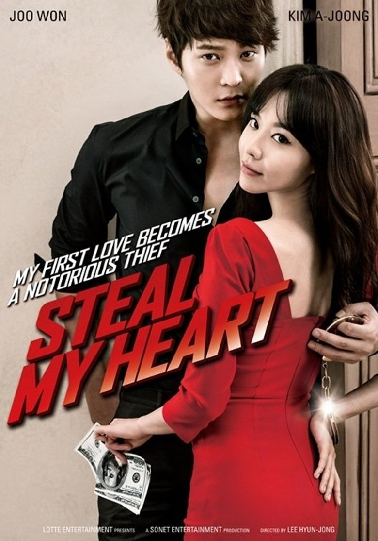 Steal My Heart Poster