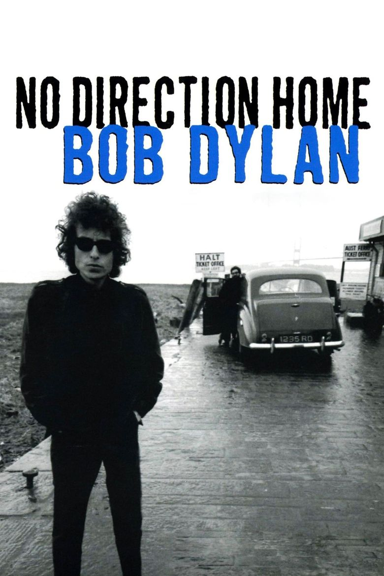 No Direction Home: Bob Dylan Poster