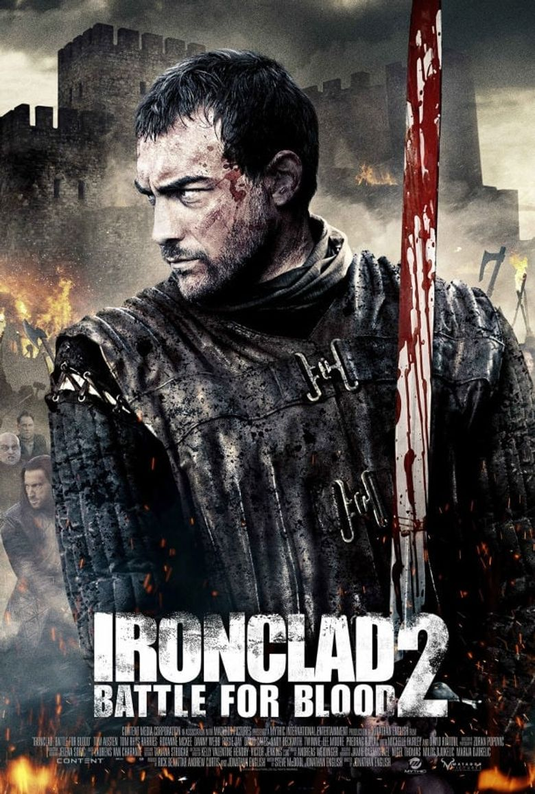 Ironclad 2: Battle for Blood Poster