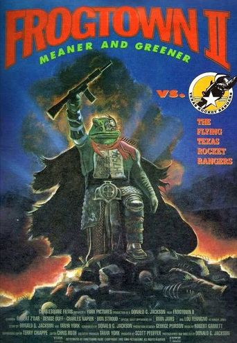 Frogtown II Poster