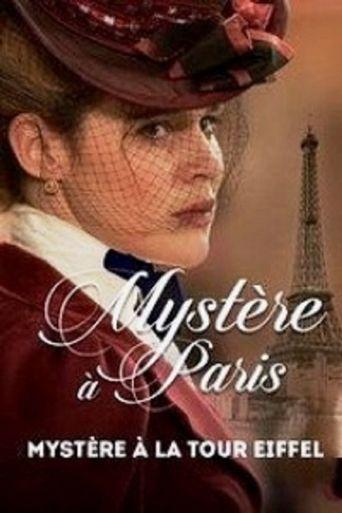 Mystère à la Tour Eiffel Poster