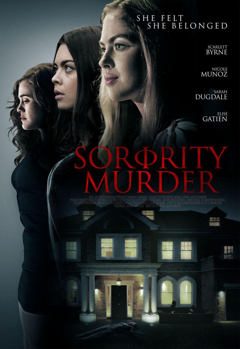 Sorority Murder Poster