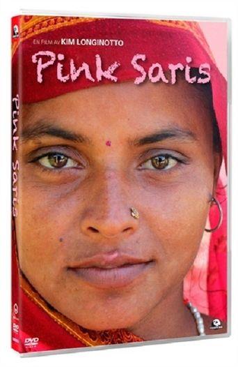 Pink Saris Poster