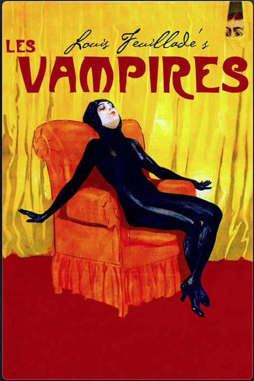 Les Vampires Poster