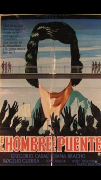 El hombre del puente Poster
