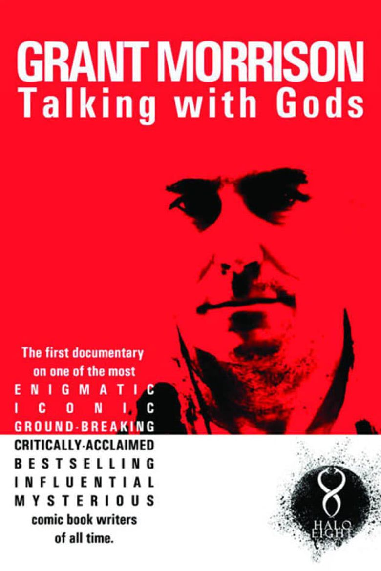 Grant Morrison: Talking with Gods Poster