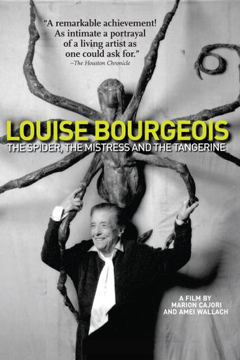 Louise Bourgeois: The Spider, The Mistress And The Tangerine Poster