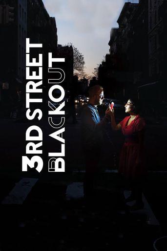 3rd Street Blackout Poster
