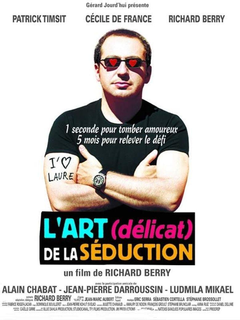 L'Art (délicat) de la séduction Poster