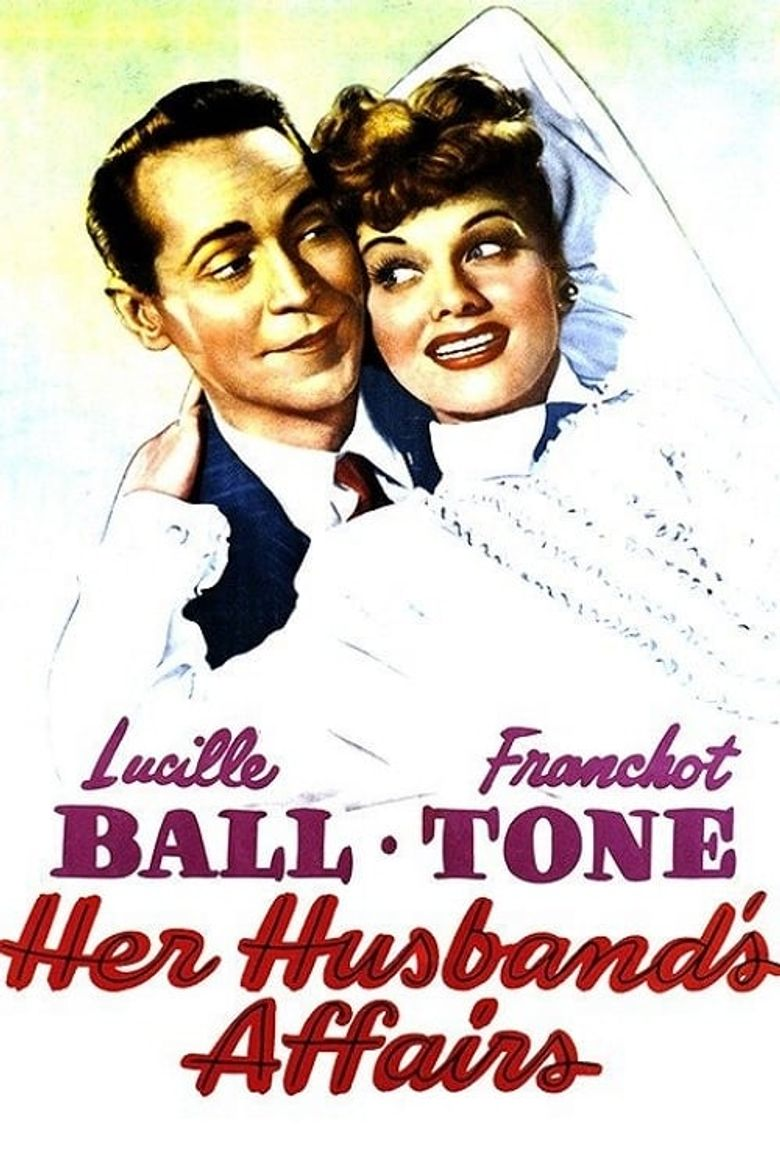 Her Husband's Affairs Poster