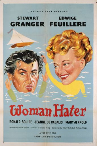Woman Hater Poster