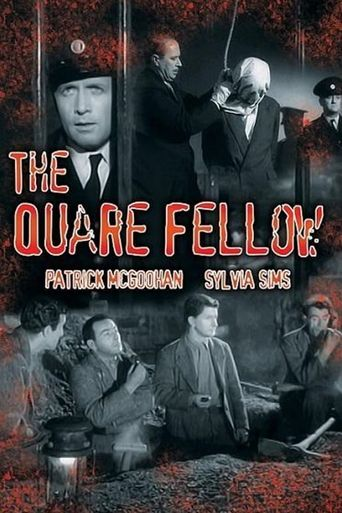 The Quare Fellow Poster