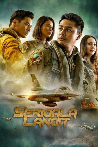 Serigala Langit Poster