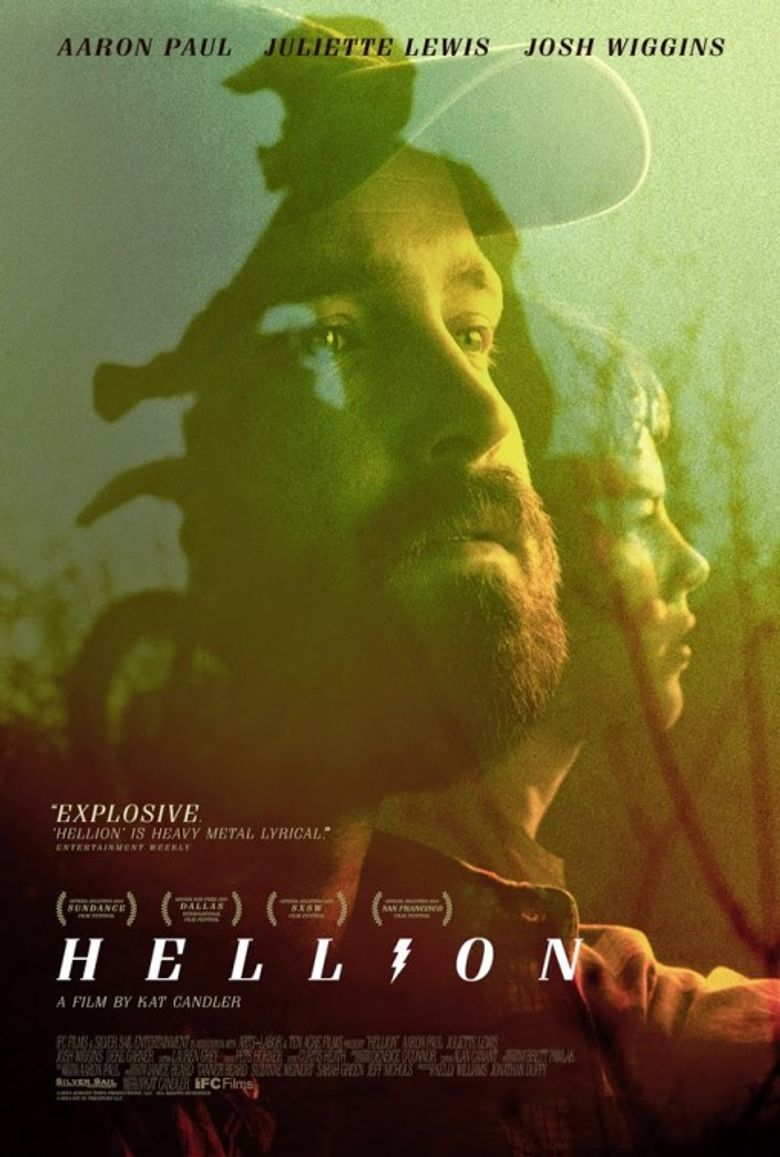 Hellion Poster