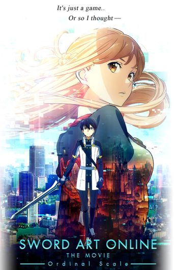 Watch Sword Art Online The Movie: Ordinal Scale