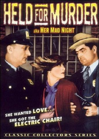 Her Mad Night Poster