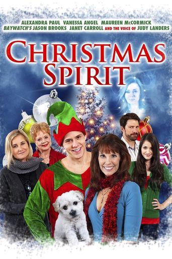 Christmas Spirit Poster