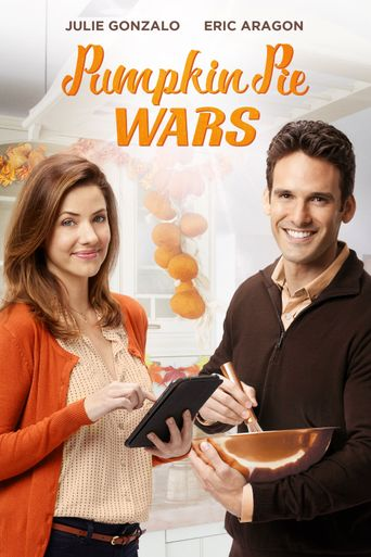 Pumpkin Pie Wars Poster