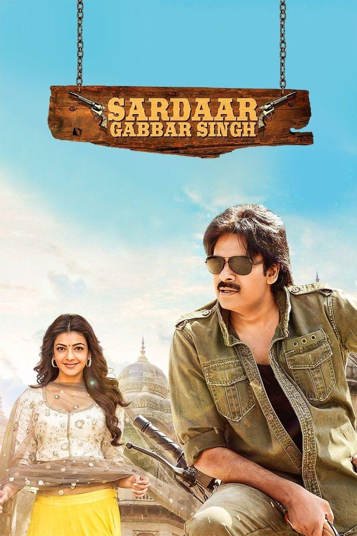 Sardaar Gabbar Singh Poster