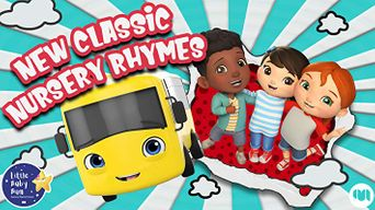 New Classic Nursery Rhymes by Little Baby Bum Poster