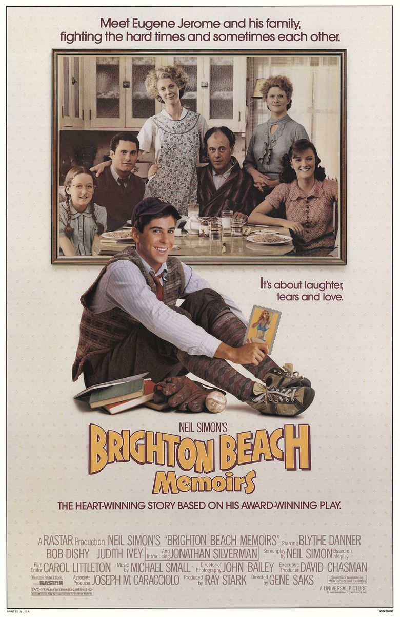 Brighton Beach Memoirs Poster