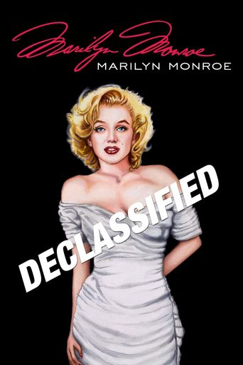 Marilyn Monroe Declassified Poster