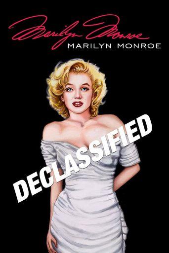 Marilyn Monroe Declassified Poster
