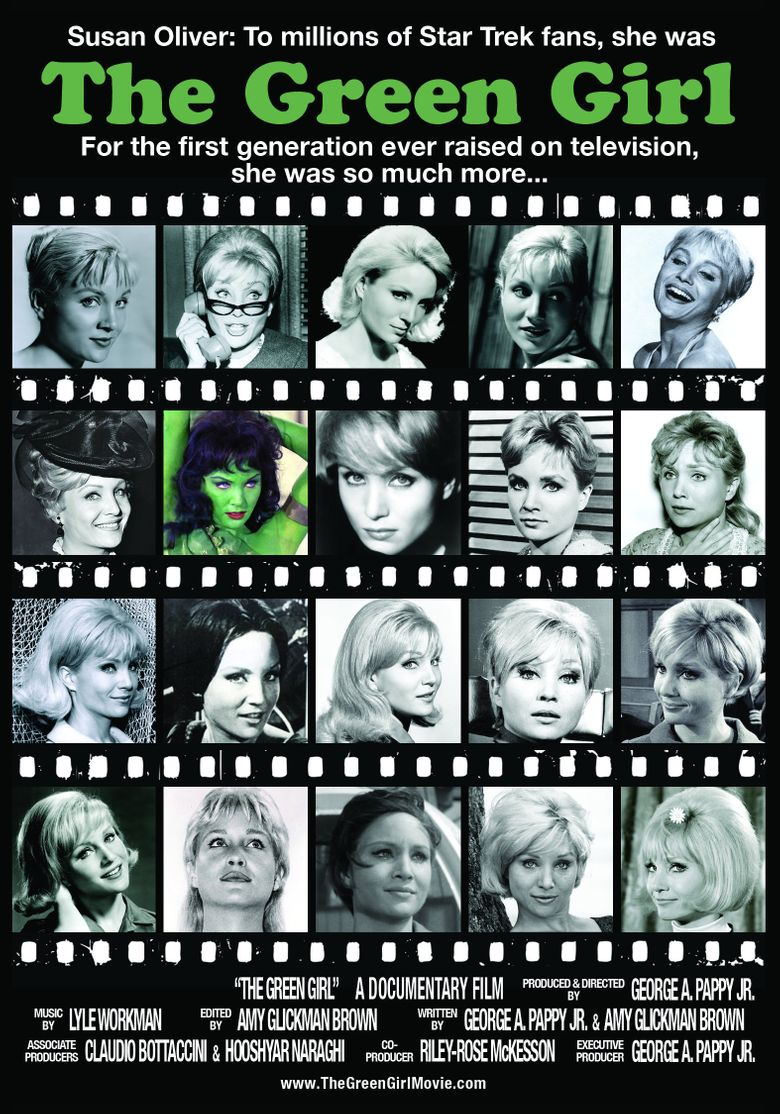 The Green Girl Poster
