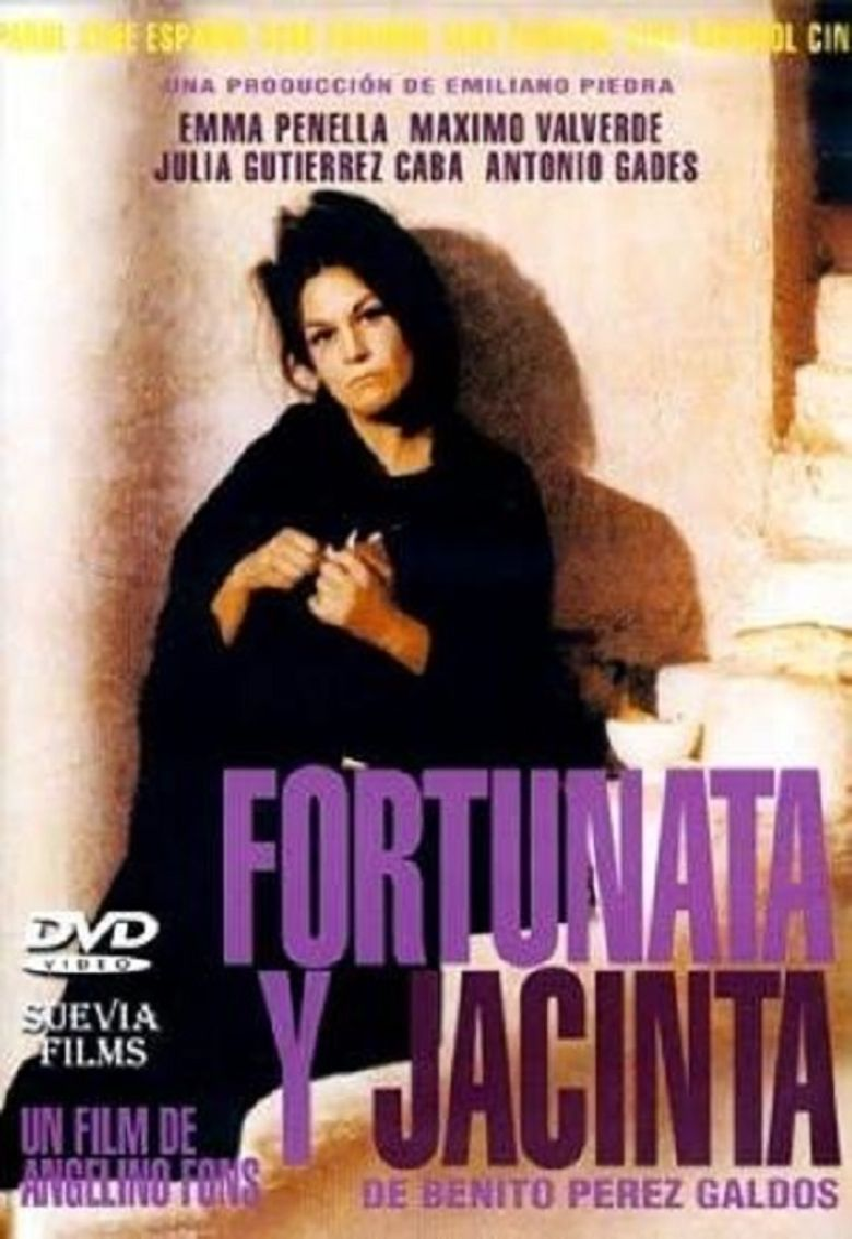 Fortunata y Jacinta Poster